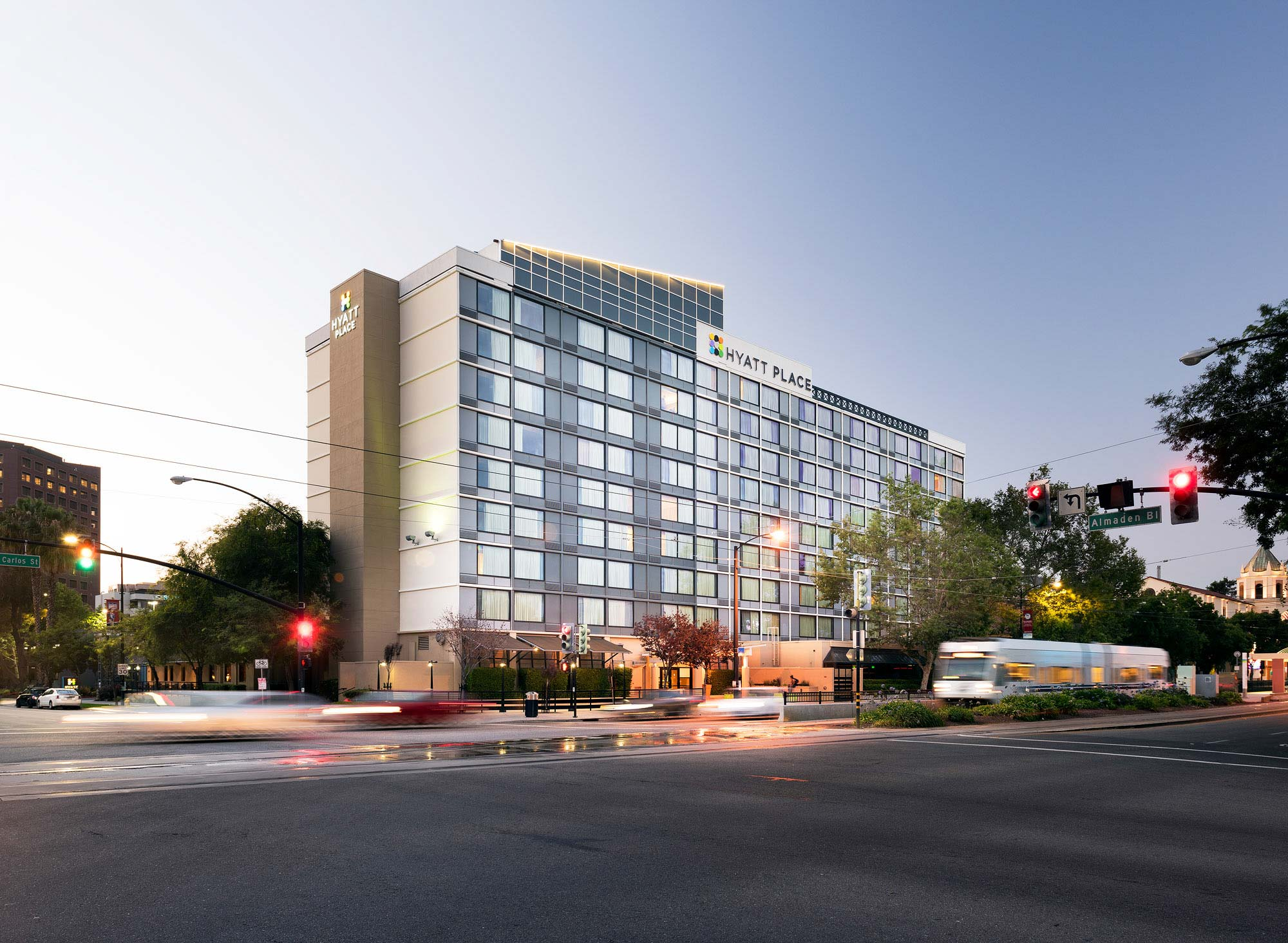 Hyatt Place Hotel in San Jose California