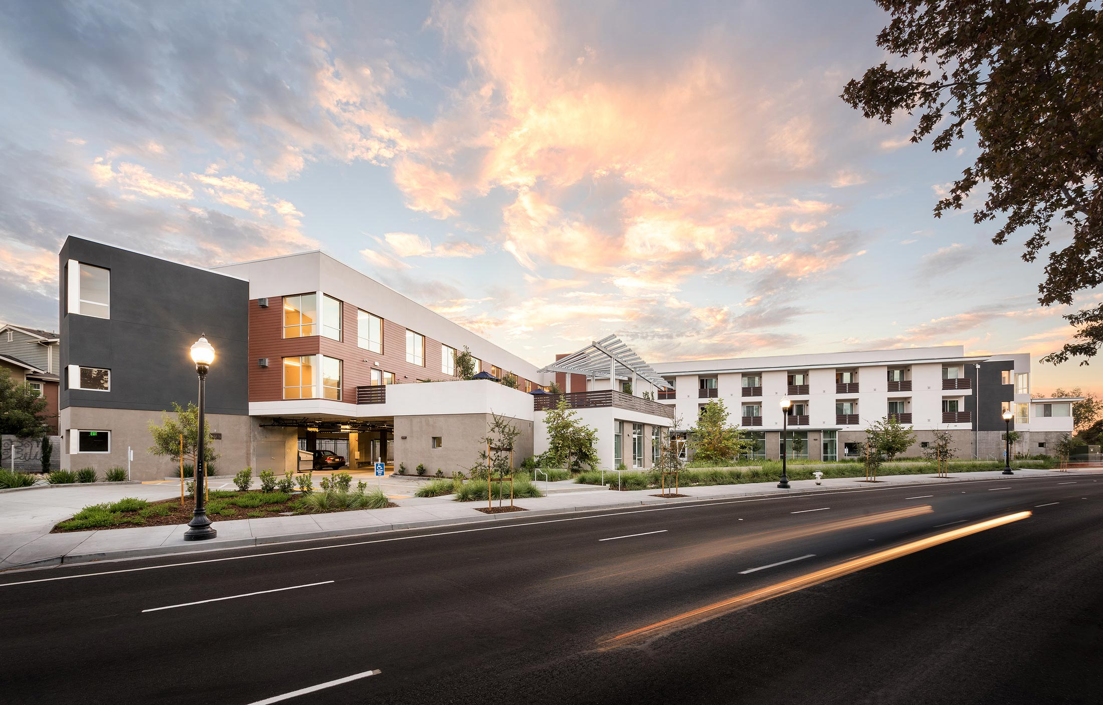 Parkside Studios Apartments in Sunnyvale California